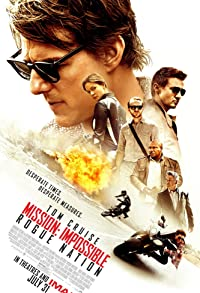 Primary photo for Mission: Impossible - Rogue Nation