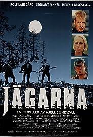 Jägarna Poster