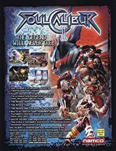 Soulcalibur II movie download