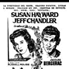 Susan Hayward and Jeff Chandler in Thunder in the Sun (1959)