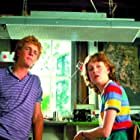 Marnie McPhail and Andrew Sabiston in The Edison Twins (1982)