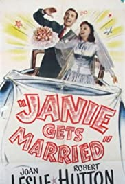 Janie Gets Married Poster