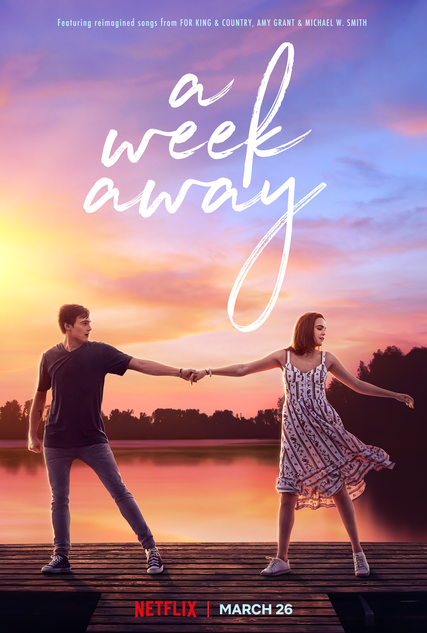 Download Netflix A Week Away (2021) Dual Audio {Hindi-English} 480p | 720p