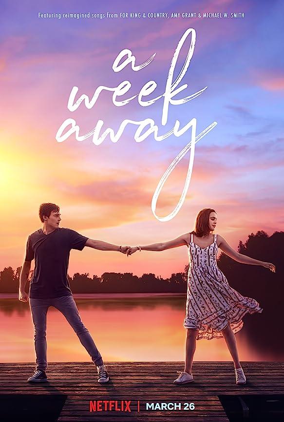 A Week Away (2021) NF Hollywood Movie ORG Dual Audio [Hindi or English]
