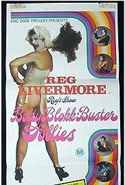 Betty Blokk-buster Follies Poster