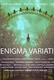Adam Alexi-Malle in The Enigma Variations