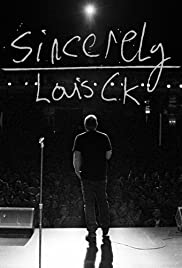Sincerely Louis CK Poster