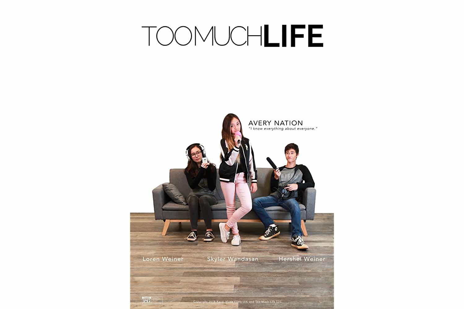 Too Much Life (2018)