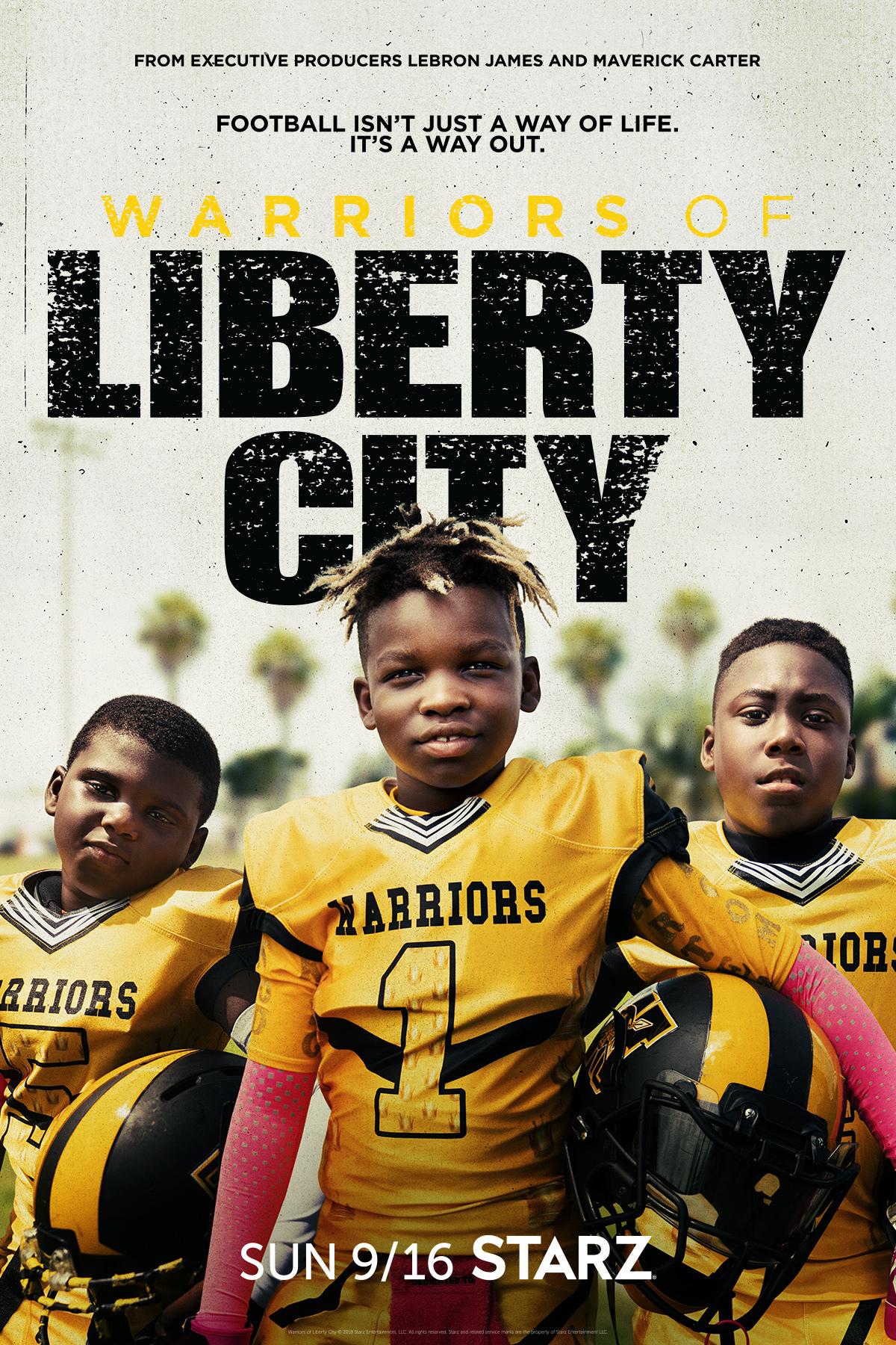 Warriors of Liberty City (TV Series 2018– ) - IMDb d393058ef
