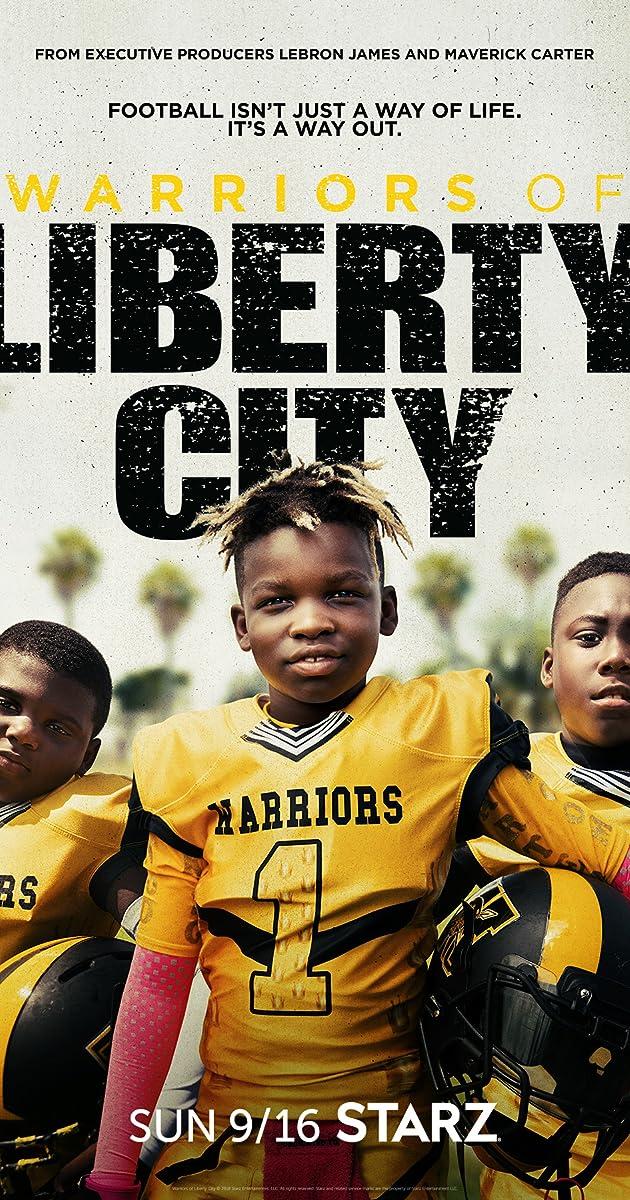 download scarica gratuito Warriors of Liberty City o streaming Stagione 1 episodio completa in HD 720p 1080p con torrent