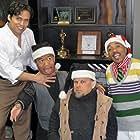Danny Arroyo, Arturo Gil, Dana Michael Woods, and Ronald Lee Clark in Santa's Dog (2012)