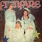 Hema Malini, Parveen Babi, and Sarika in Razia Sultan (1983)