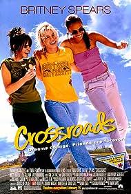 Britney Spears, Taryn Manning, and Zoe Saldana in Crossroads (2002)
