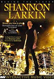 Behind the Player: Shannon Larkin Poster