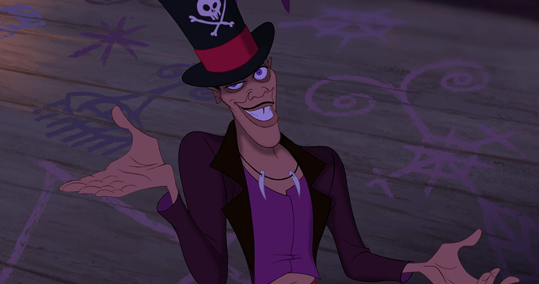 Keith David in The Princess and the Frog (2009)