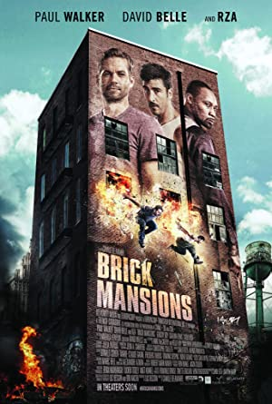 Brick Mansions (2014) Dual Audio {Hin-Eng} Movie Download | 480p (300MB) | 720p (800MB) | 1080p (2GB)