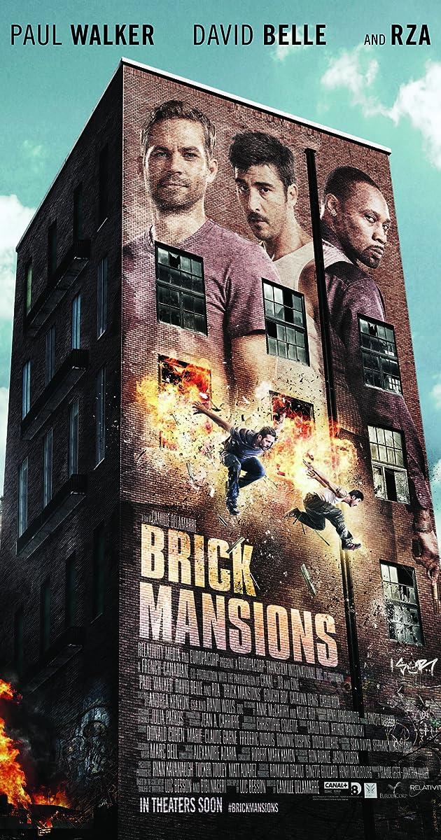 Khu Nguy Hiểm - Brick Mansions (2014)