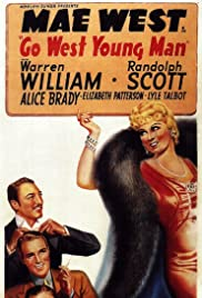 Go West Young Man Poster