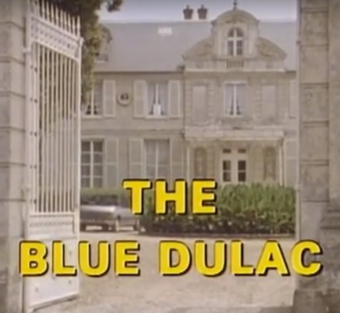 The Saint: The Blue Dulac