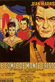 The Count of Monte Cristo Poster