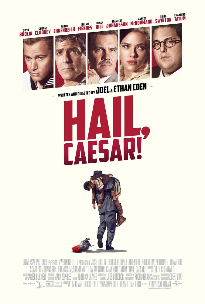 Hail, Caesar (2016) Hindi Dubbed