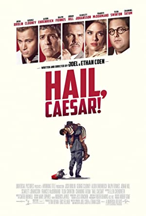 Hail, Caesar (2016) Dual Audio {Hin-Eng} Movie Download | 480p (350MB) | 720p (950MB)