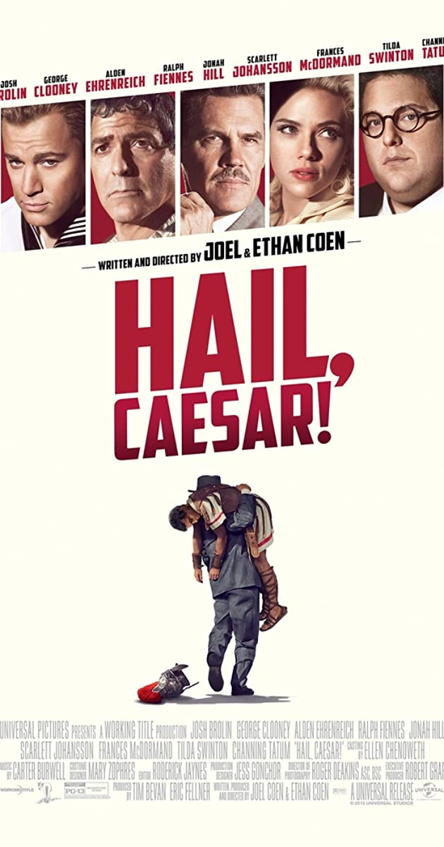 Subtitle of Hail, Caesar!
