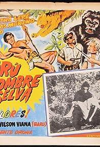 Primary photo for Barú, el hombre de la selva
