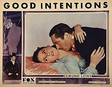 New free movie downloads online Good Intentions [640x320]