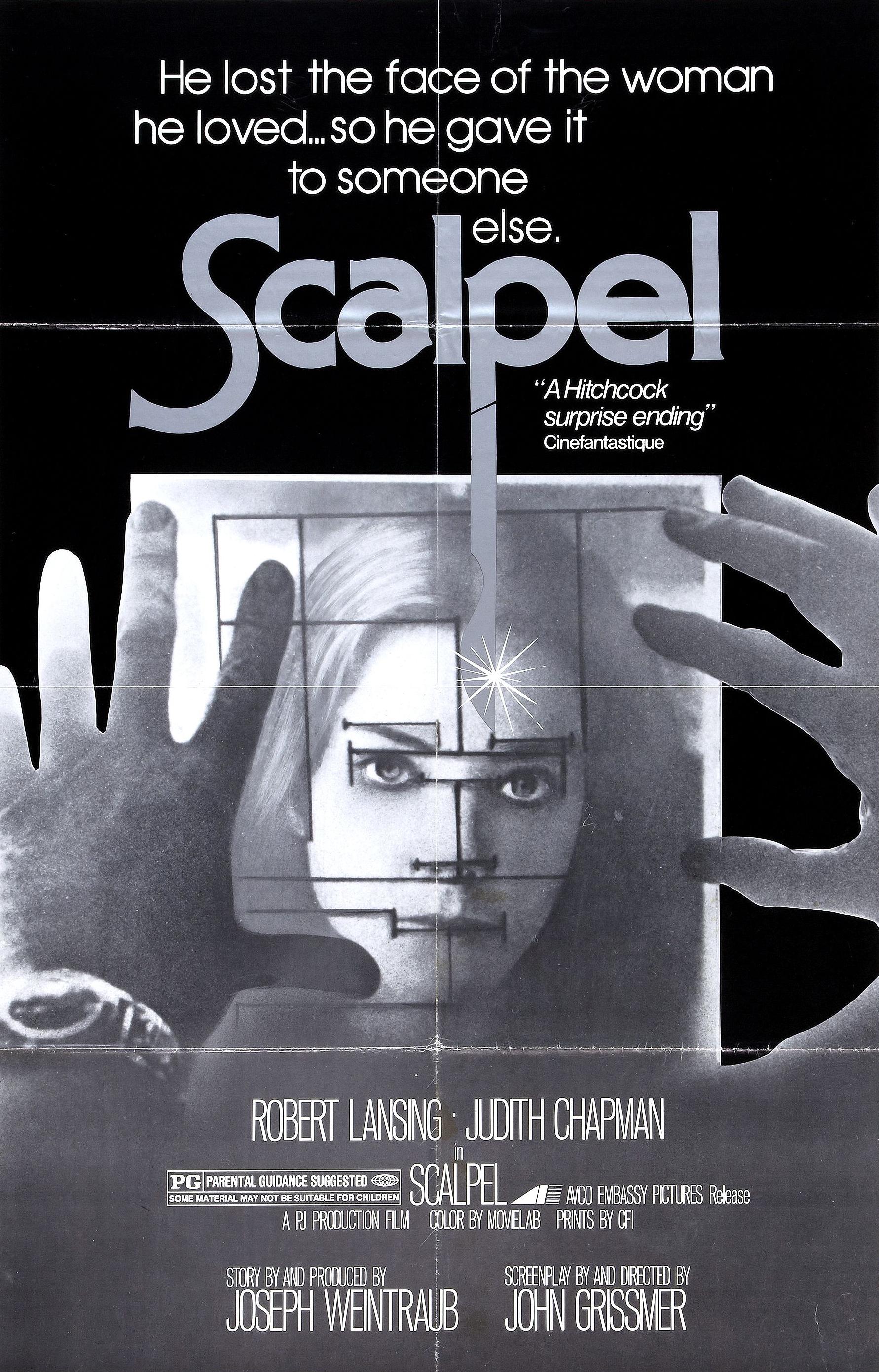 316580677cee Scalpel (1977) - IMDb
