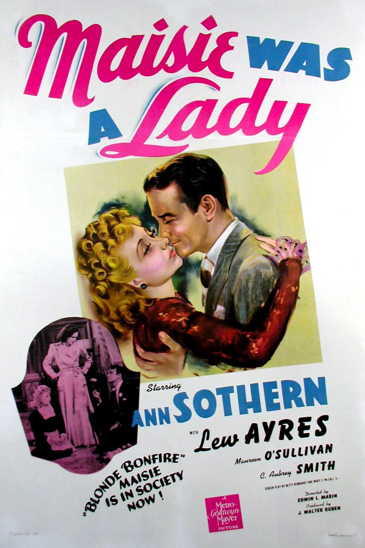 Maisie Was a Lady (1941) - IMDb