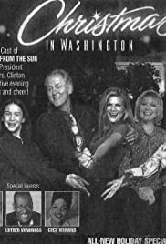 Christmas in Washington Poster