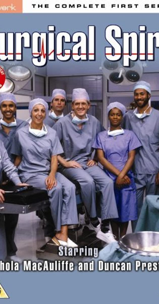 surgical spirit  tv series 1989 u20131995