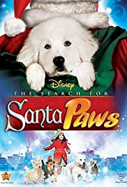 The Search for Santa Paws Poster