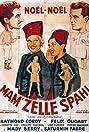 Mam'zelle Spahi (1934) Poster