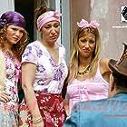 Melek Baykal, Çagla Sikel, and Aylin Kabasakal in Cennet Mahallesi (2004)