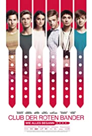 Red Bracelets: The Beginning Poster