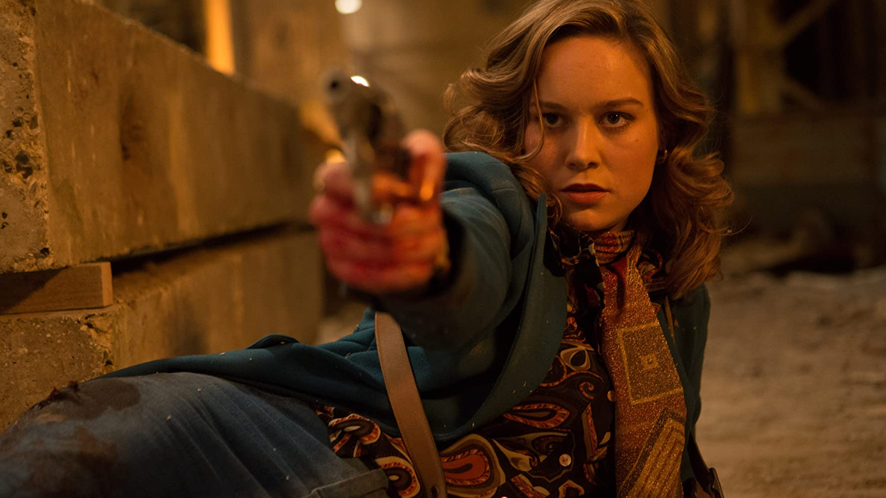 Brie Larson in Free Fire (2016)