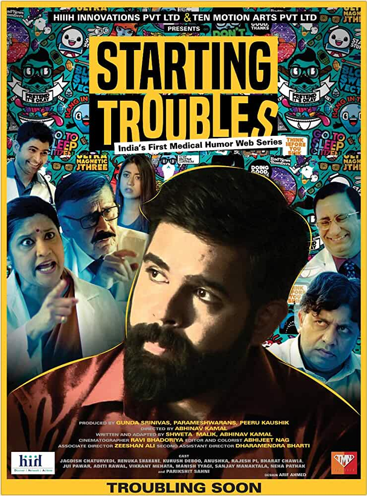Starting Troubles – Season 1