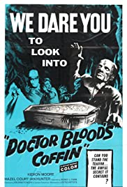 Doctor Blood's Coffin Poster