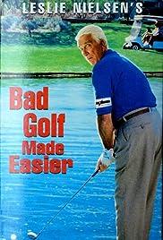 Leslie Nielsen's Bad Golf Made Easier Poster