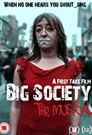 Big Society the Musical Poster