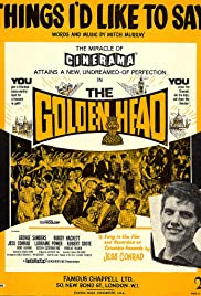 The Golden Head Poster