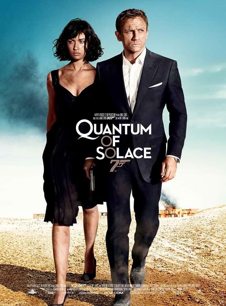 Quantum of Solace (2008) in Hindi