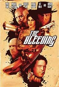 Michael Madsen, Vinnie Jones, DMX, Rachelle Leah, and Michael Matthias in The Bleeding (2009)