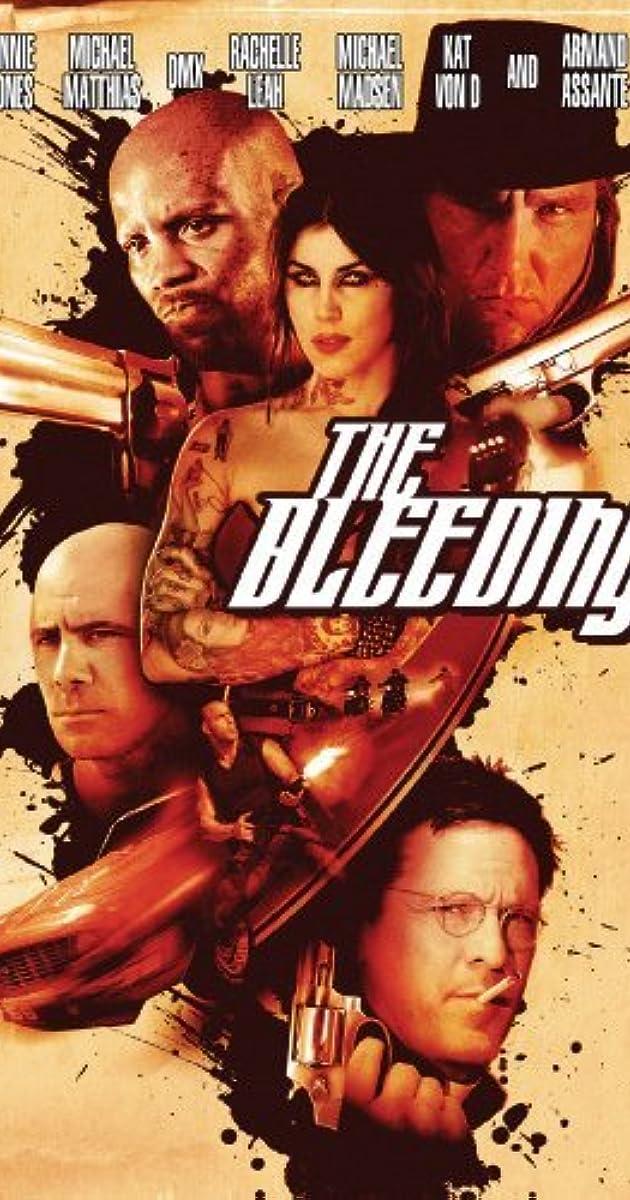 Subtitle of The Bleeding