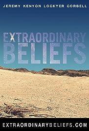 Extraordinary Beliefs Poster