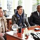 Andre Braugher, Joe Lo Truglio, and Andy Samberg in Brooklyn Nine-Nine (2013)