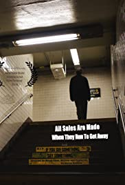 All Sales Are Made When They Run to Get Away Poster