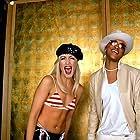 Gwen Stefani and Eve in Eve Feat. Gwen Stefani: Let Me Blow Ya Mind (2001)